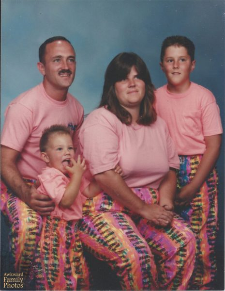 Coolest Family Photo Ever Taken (6)