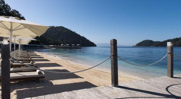 D Marin Resort Göcek Plaj3
