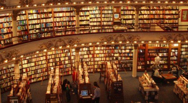Kitaplar-kutuphane