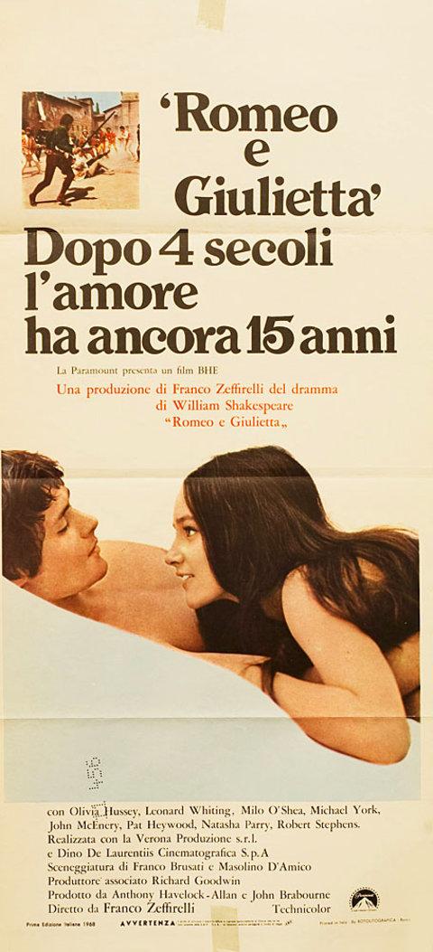 Romeo ve Juliet (1968)