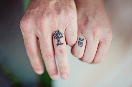 Serotonin-Tattoos