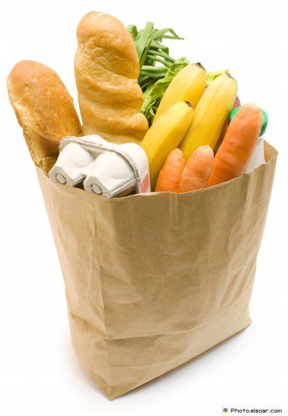 Tasty-food-in-Paper-bag
