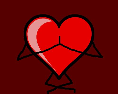 cartoon-heartyoga-500x400