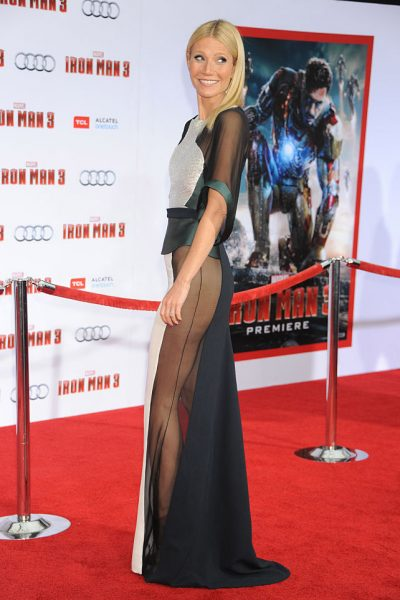 USA - Iron Man 3 premiere in Los Amgeles.
