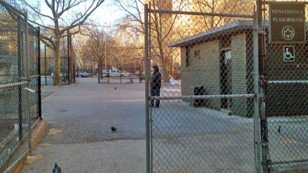 harlem+park+baby+abandoned+daylight