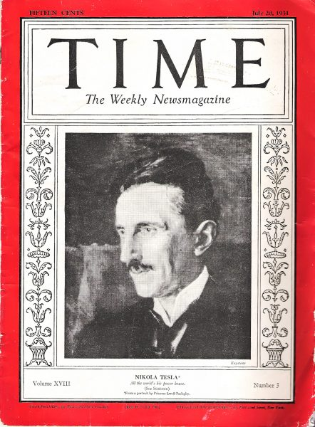 time_cover_Tesla_1931
