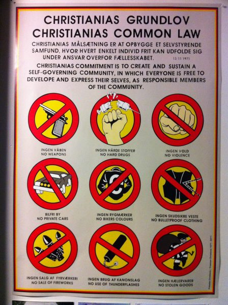 Christianias Common Law