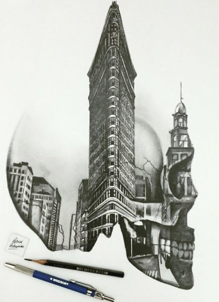 Double-Exposure-Drawings-595b4632a812f__700