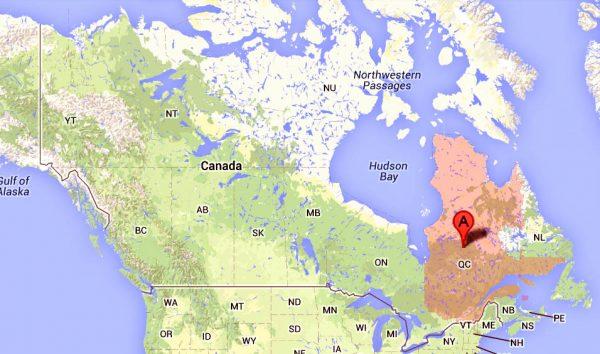 Map-canada-Quebec