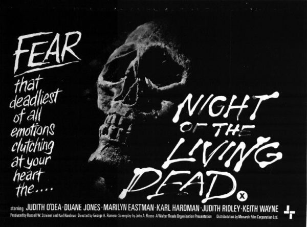 NIGHT OF LIVING DEATH