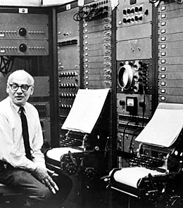 1957 RCA Mark II Sound Synthesizer