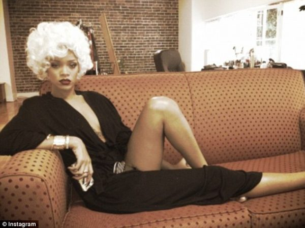Rihanna-Marilyn-Monroe