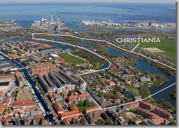 christiania-map