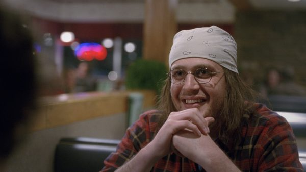 Jason Segel plays writer David Foster Wallace in the new film The End of the Tour.