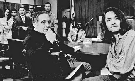 Charles Manson and Irving Kanarek