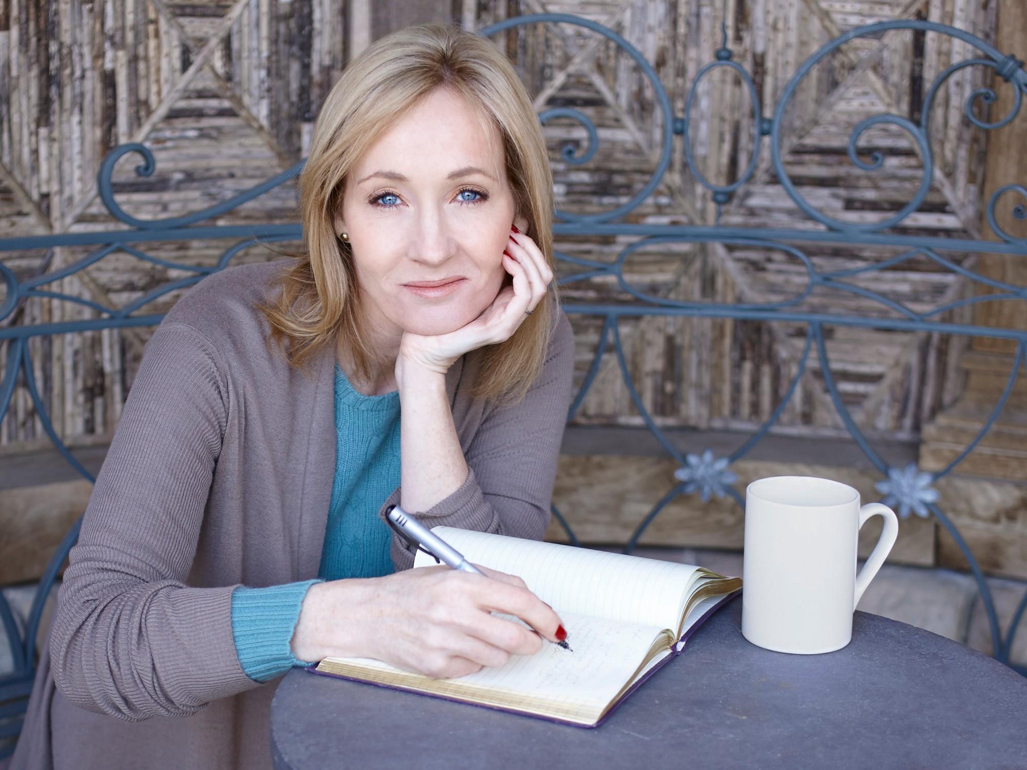 . J. K. Rowling