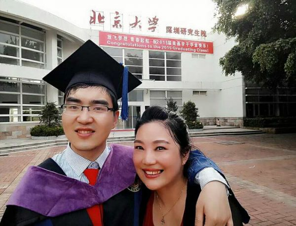 Mother Refused To Give Up Her Disabled Son... 29 Years Later, He's A Harvard Law Student! (3)