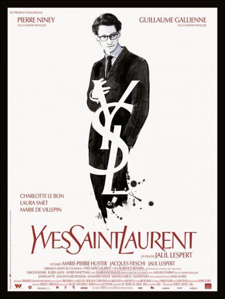 Yves Saint Laurent Filmi Afişi