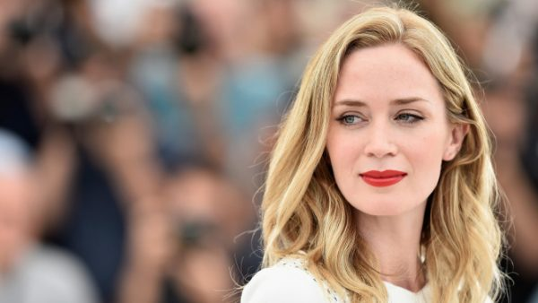"CANNES, FRANCE - MAY 19:  Emily Blunt attends a photocall for ""Sicario"" during the 68th annual Cannes Film Festival on May 19, 2015 in Cannes, France.  (Photo by Pascal Le Segretain/WireImage)"