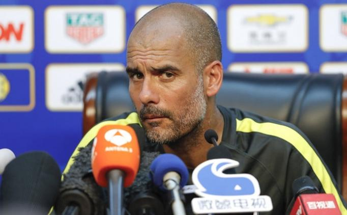 manchester city-guardiola