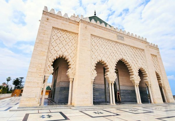 rabat-mausoleum-of-mohamed-v