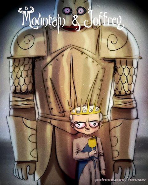 12-The Mountain & Joffrey