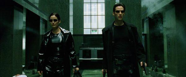 13. The Matrix