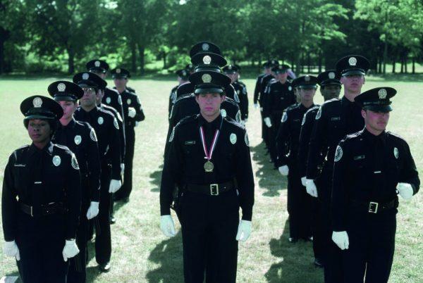 4. Police Academy