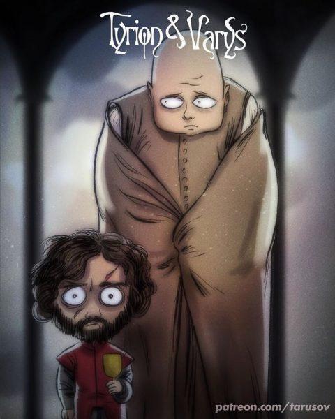 5-Tyrion & Varys