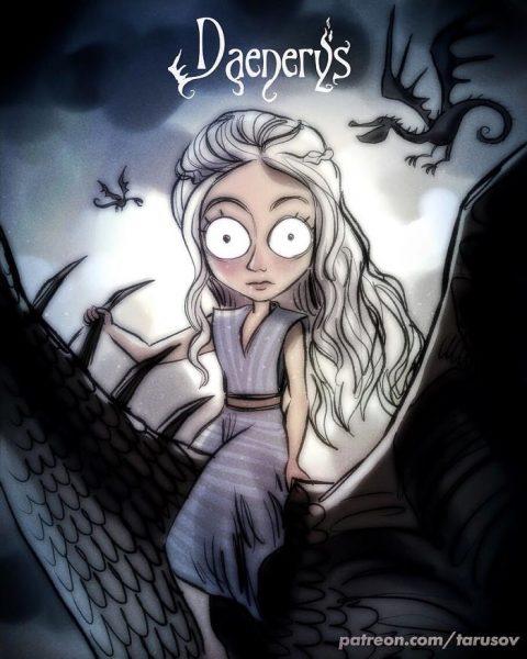 6-Daenerys-Targaryen