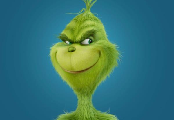 9. Grinch