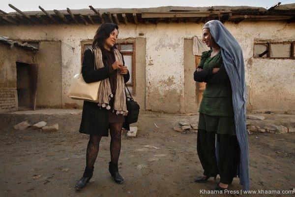 Afghan-American-Actress