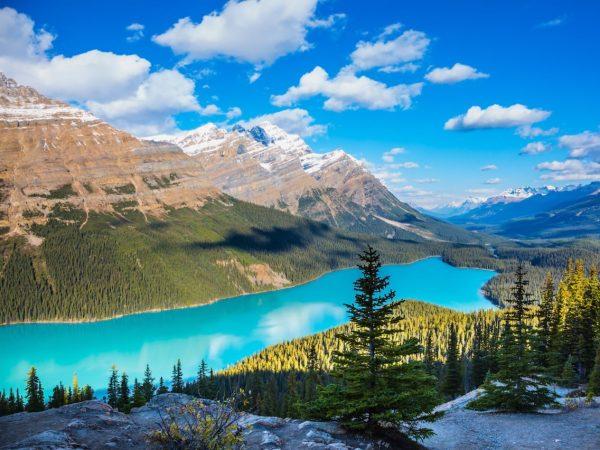 Banff-Ulusal-Parki