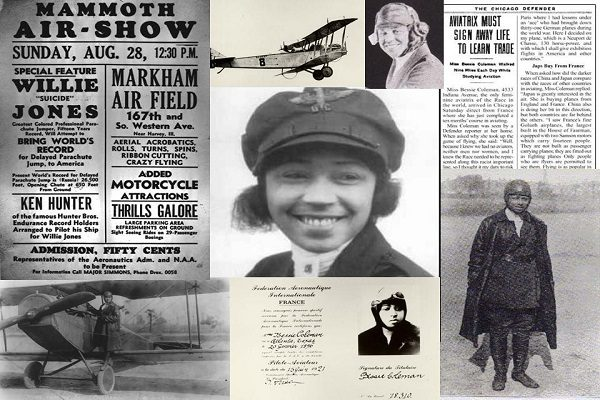 Bessie-Coleman-Collage