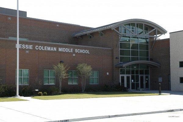Bessie Coleman Elementary School Cedar Hill TX Image A