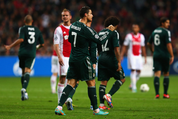 Cristiano+Ronaldo+Ajax+Amsterdam+v+Real+Madrid+3GAaGB5JGMal