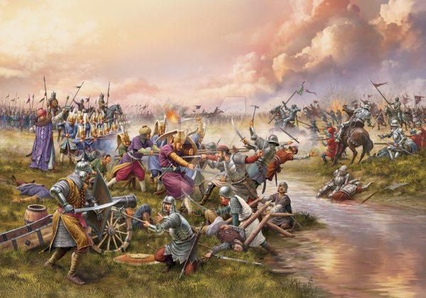 Mohaç-Meydan-Muharebesi-Osmanlı