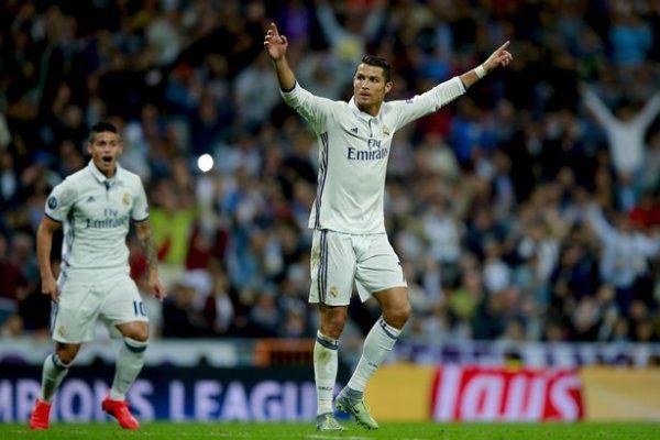 Real-Madrid-CF-v-Sporting-Clube-de-Portugal-UEFA-Champions-League