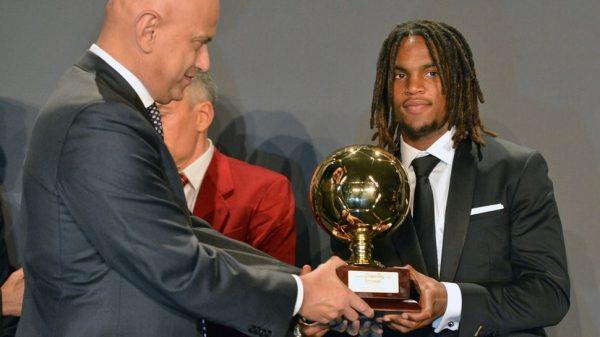 Renato Sanches conquista Golden Boy