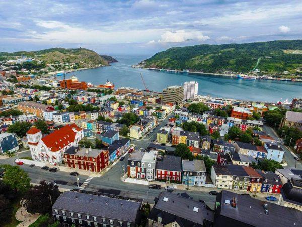 St-Johns-Newfoundland