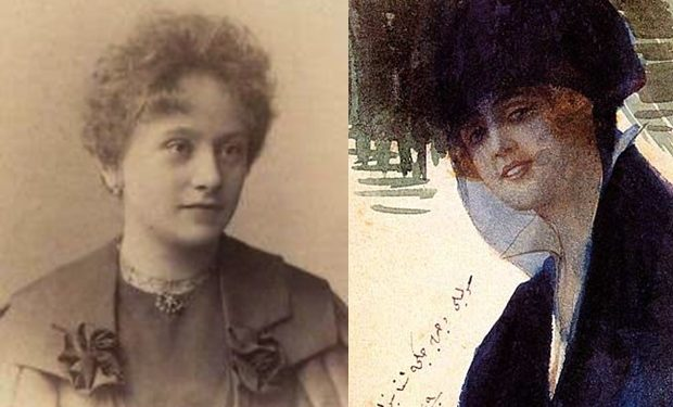 Portreleriyle ünlü çağdaş Türk Resminin Ilk Kadın Ressamı Mihri