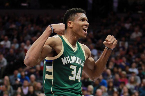 NBA: Milwaukee Bucks at Sacramento Kings