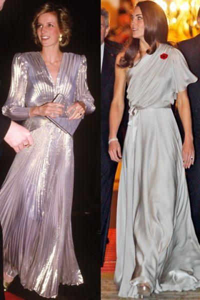 hbz-princess-diana-kate-middleton-silver-pleats