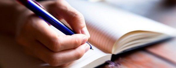 3. Küçük yaşlarda başlayan yazma serüveni