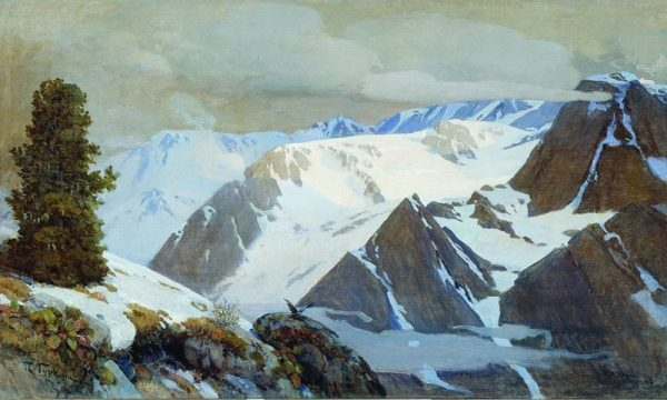 4. Han-Altay tablosu 1907