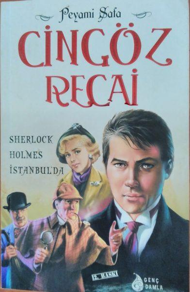 8. Beyaz perdeye aktarılan ilk Türk polisiye roman kahramanı