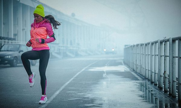 Dressing for Winter Exercise 620
