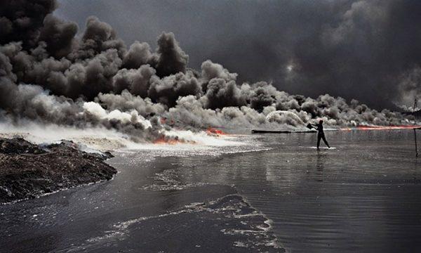 Körfez-Savaşı-Petrol