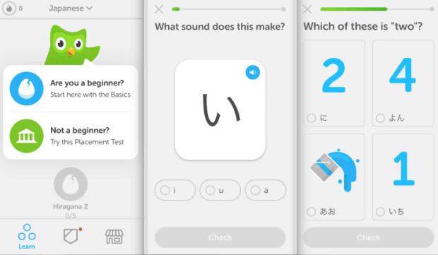 Duolingo Yabancı Dil Öğrenme