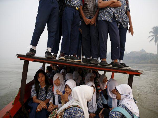endonezya-banten-Musi-River